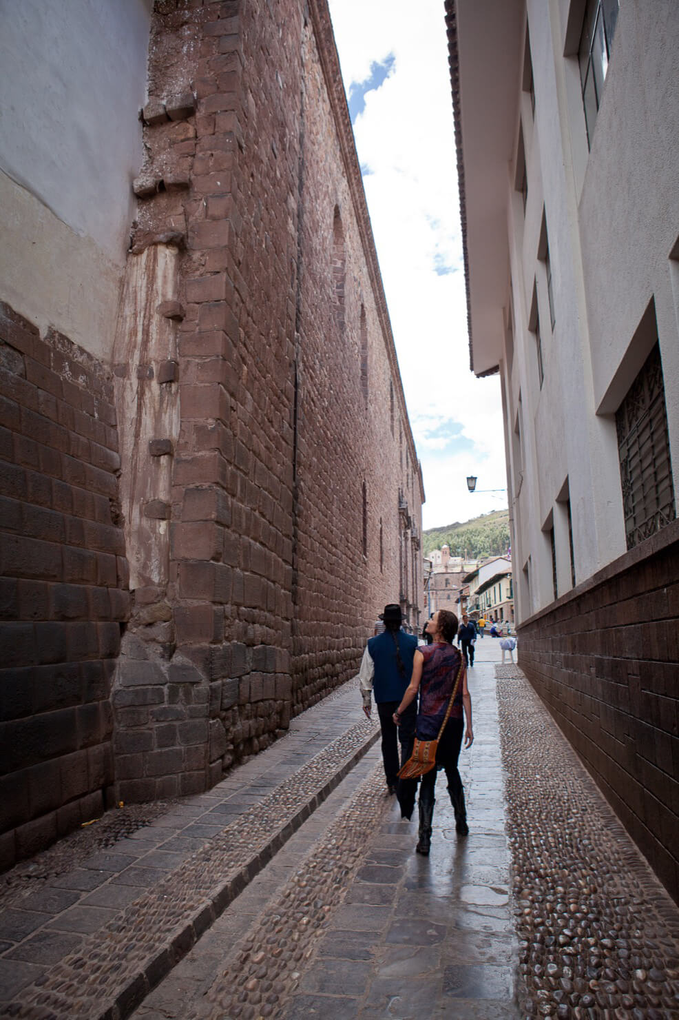 The Streets of Cusco