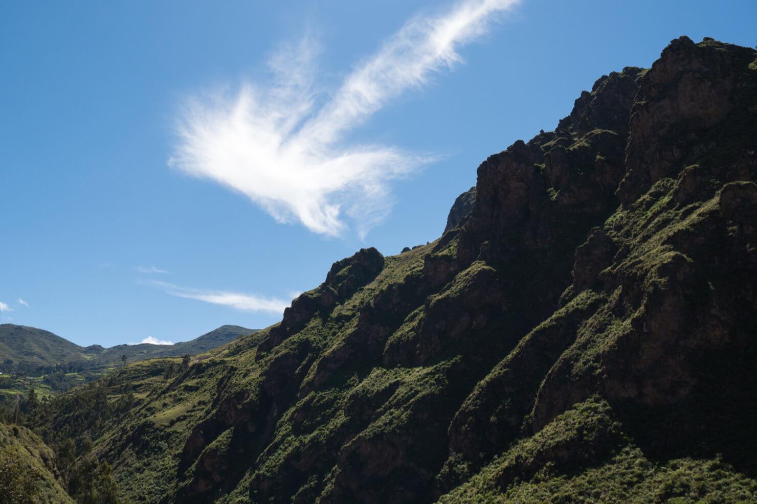 Peruvian Sky Lines